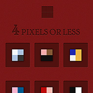 4 Pixels or Less