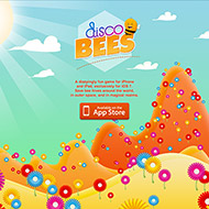 Disco Bees for iOS