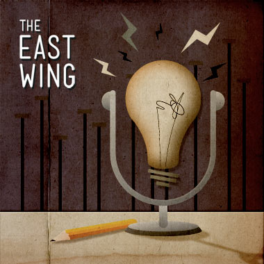 Eastwing Podcast Cover Art