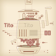 Tito Ticket Machine