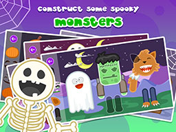 Wee Monster Puzzles